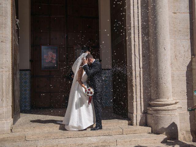 La boda de Javier y Maria en Alzira, Valencia 71