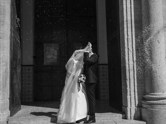 La boda de Javier y Maria en Alzira, Valencia 72