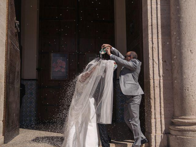 La boda de Javier y Maria en Alzira, Valencia 73