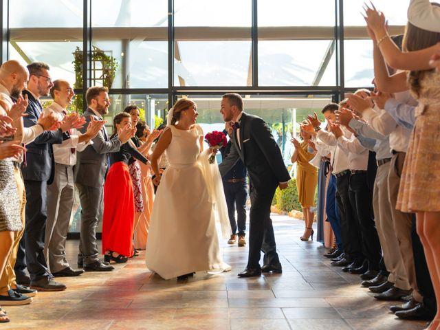 La boda de Javier y Maria en Alzira, Valencia 87