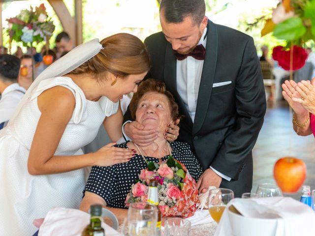 La boda de Javier y Maria en Alzira, Valencia 91