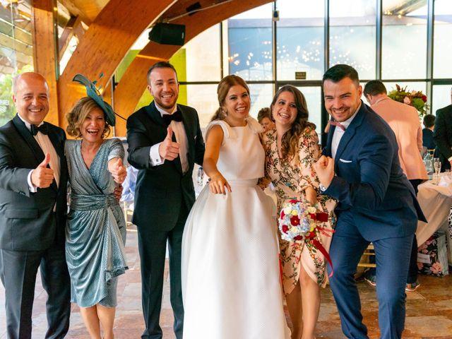 La boda de Javier y Maria en Alzira, Valencia 105