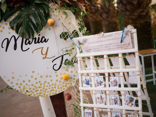 La boda de Javier y Maria en Alzira, Valencia 112