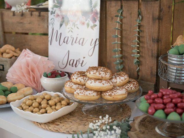 La boda de Javier y Maria en Alzira, Valencia 113