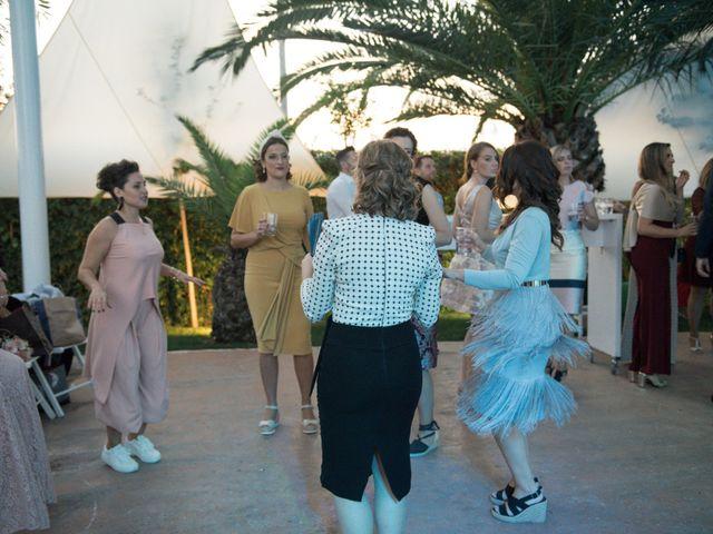La boda de Javier y Maria en Alzira, Valencia 117
