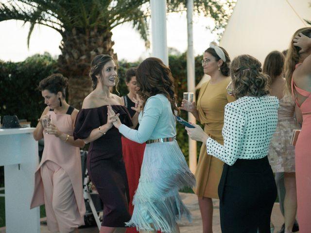 La boda de Javier y Maria en Alzira, Valencia 120
