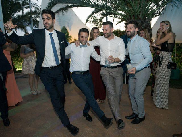 La boda de Javier y Maria en Alzira, Valencia 123