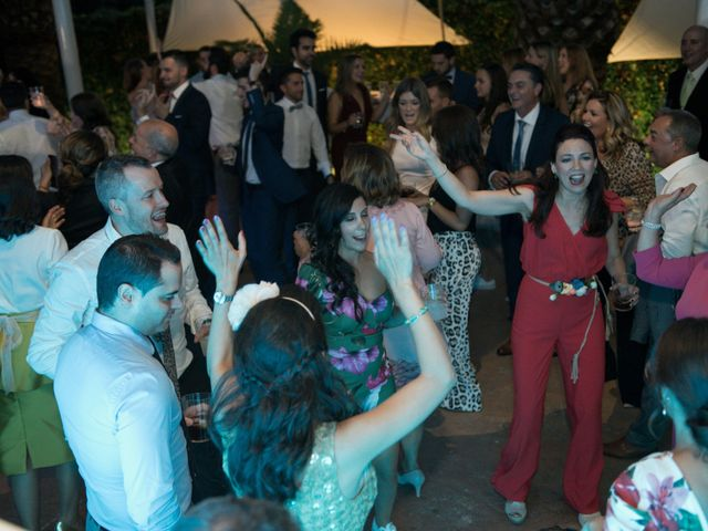 La boda de Javier y Maria en Alzira, Valencia 124