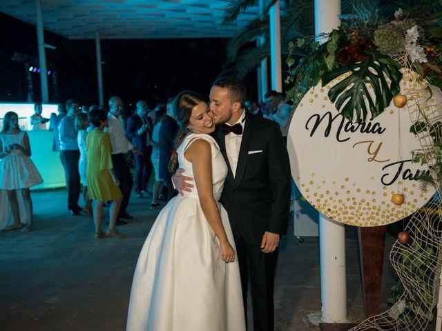 La boda de Javier y Maria en Alzira, Valencia 126