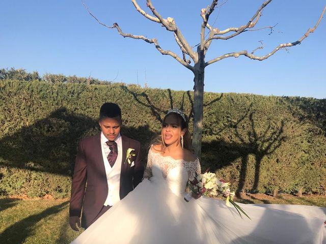 La boda de Ángel Antonio y Heidy Pamela  en Teruel, Teruel 20