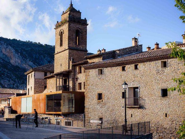 La boda de Rubén y María en Ligüerre De Cinca, Huesca 3