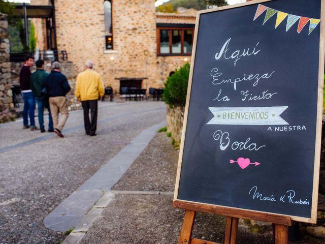 La boda de Rubén y María en Ligüerre De Cinca, Huesca 4