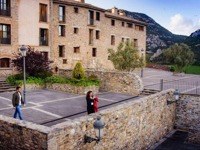 La boda de Rubén y María en Ligüerre De Cinca, Huesca 7