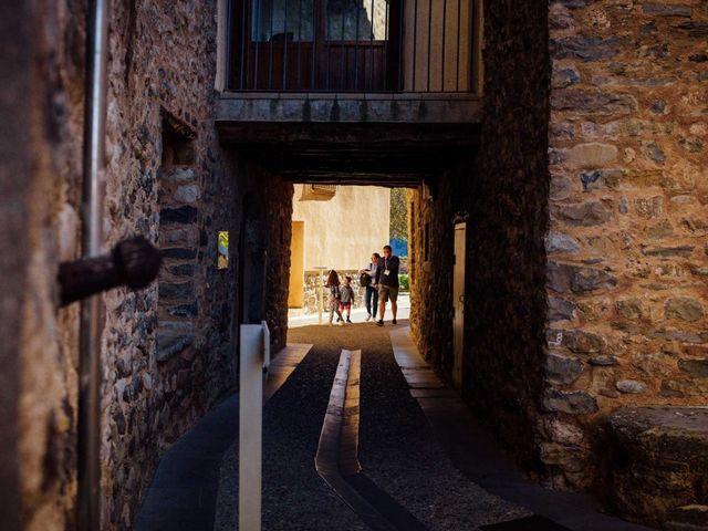 La boda de Rubén y María en Ligüerre De Cinca, Huesca 16