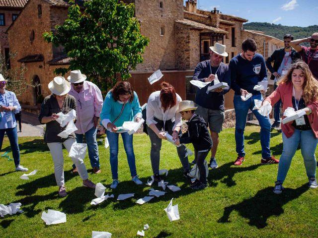 La boda de Rubén y María en Ligüerre De Cinca, Huesca 26