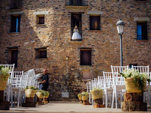 La boda de Rubén y María en Ligüerre De Cinca, Huesca 29