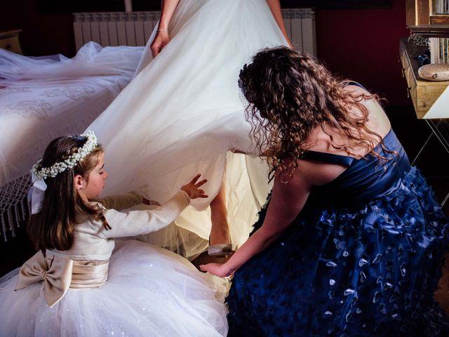 La boda de Rubén y María en Ligüerre De Cinca, Huesca 47