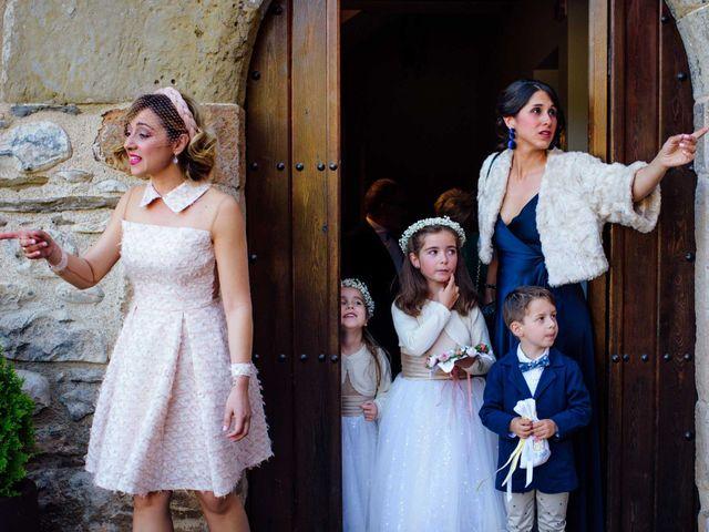 La boda de Rubén y María en Ligüerre De Cinca, Huesca 55