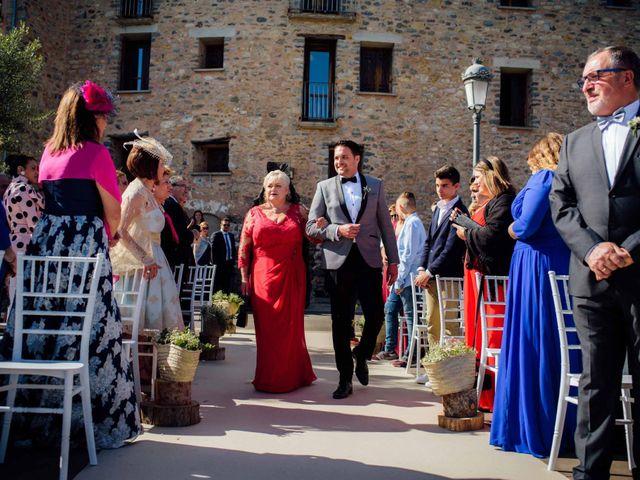 La boda de Rubén y María en Ligüerre De Cinca, Huesca 56