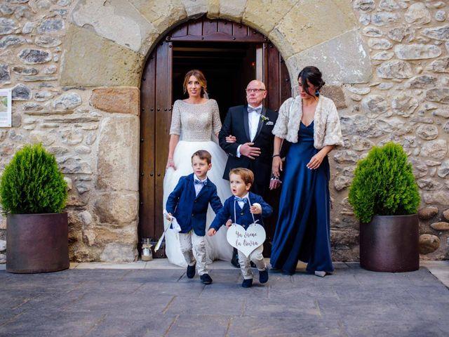 La boda de Rubén y María en Ligüerre De Cinca, Huesca 57