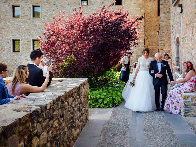La boda de Rubén y María en Ligüerre De Cinca, Huesca 59