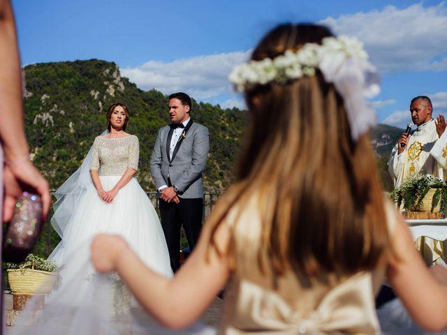 La boda de Rubén y María en Ligüerre De Cinca, Huesca 64