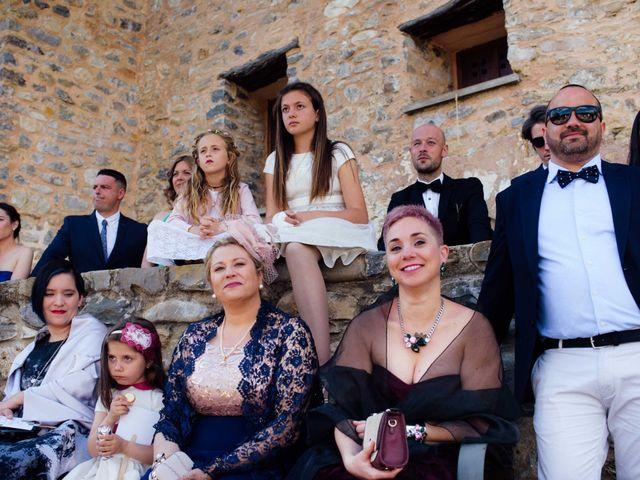 La boda de Rubén y María en Ligüerre De Cinca, Huesca 65