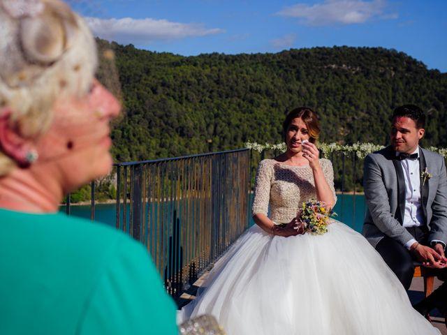 La boda de Rubén y María en Ligüerre De Cinca, Huesca 66