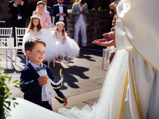 La boda de Rubén y María en Ligüerre De Cinca, Huesca 67