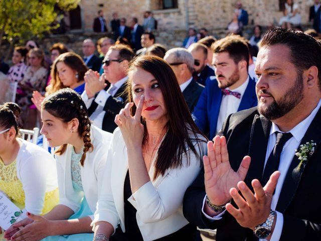 La boda de Rubén y María en Ligüerre De Cinca, Huesca 69