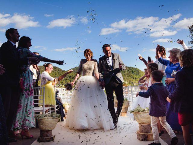 La boda de Rubén y María en Ligüerre De Cinca, Huesca 70