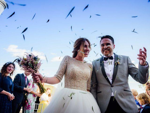 La boda de Rubén y María en Ligüerre De Cinca, Huesca 71