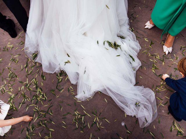 La boda de Rubén y María en Ligüerre De Cinca, Huesca 73