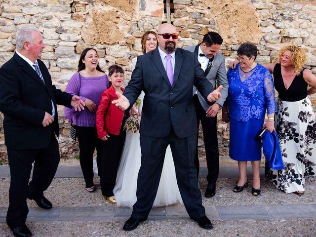 La boda de Rubén y María en Ligüerre De Cinca, Huesca 76