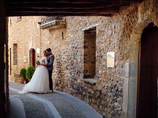 La boda de Rubén y María en Ligüerre De Cinca, Huesca 79