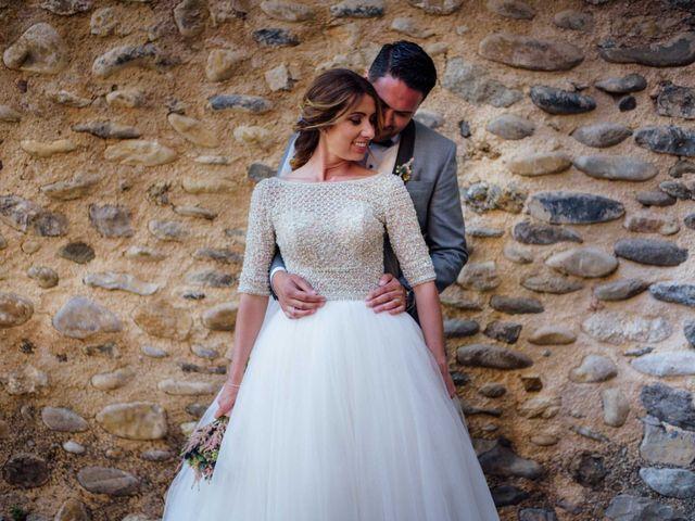 La boda de Rubén y María en Ligüerre De Cinca, Huesca 80