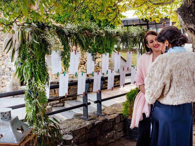 La boda de Rubén y María en Ligüerre De Cinca, Huesca 84