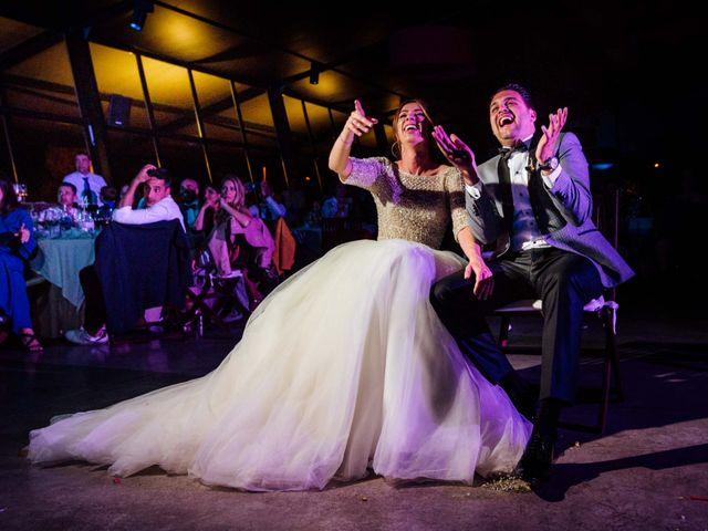La boda de Rubén y María en Ligüerre De Cinca, Huesca 92