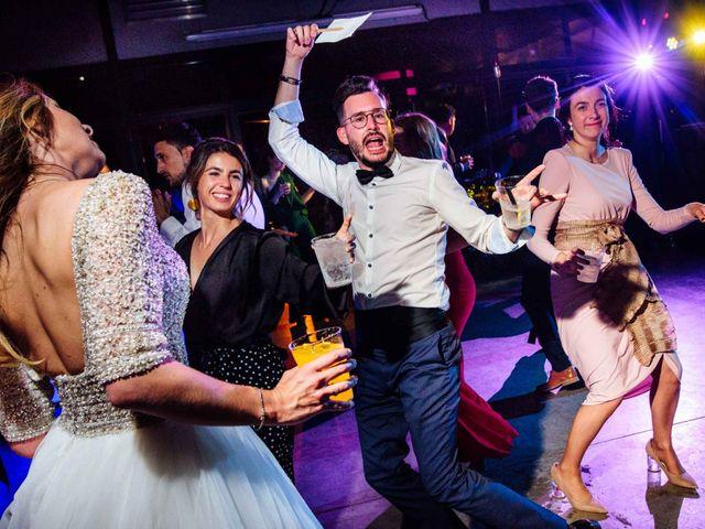 La boda de Rubén y María en Ligüerre De Cinca, Huesca 105