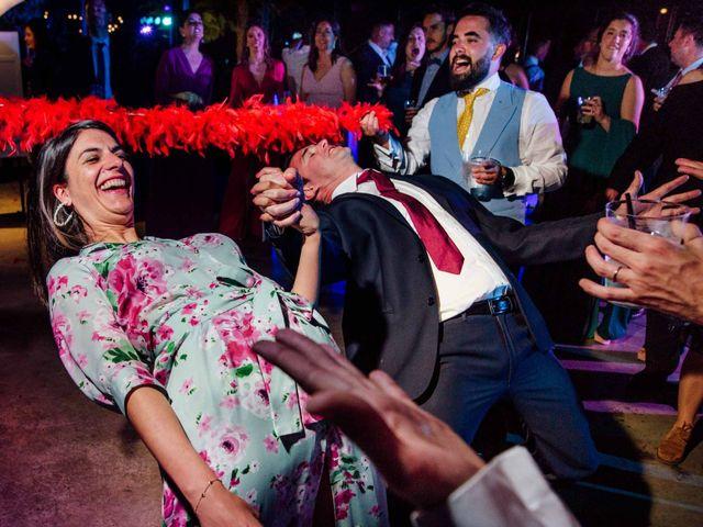 La boda de Rubén y María en Ligüerre De Cinca, Huesca 108