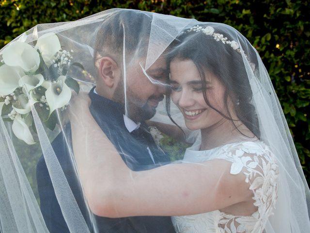 La boda de Flor y Maho