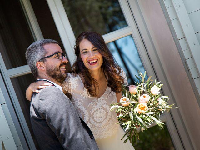 La boda de Javi y Sara en Candeleda, Ávila 17