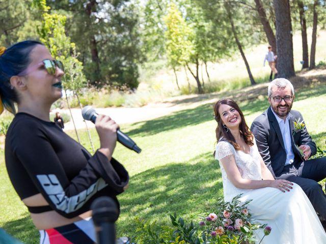 La boda de Javi y Sara en Candeleda, Ávila 19