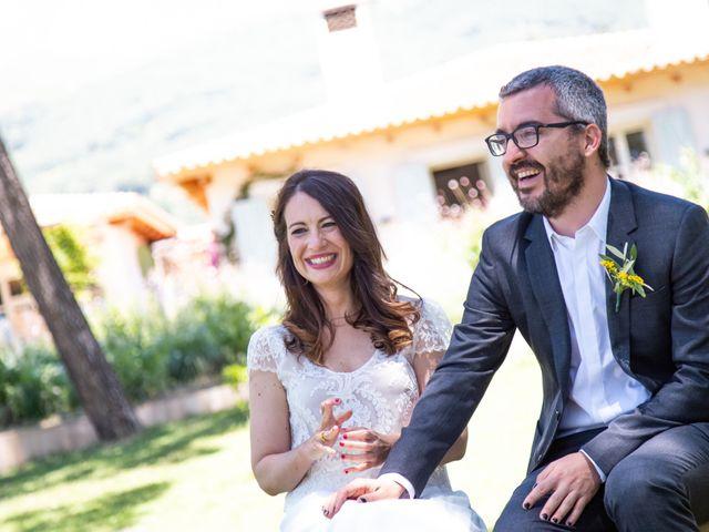 La boda de Javi y Sara en Candeleda, Ávila 21
