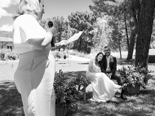 La boda de Javi y Sara en Candeleda, Ávila 27