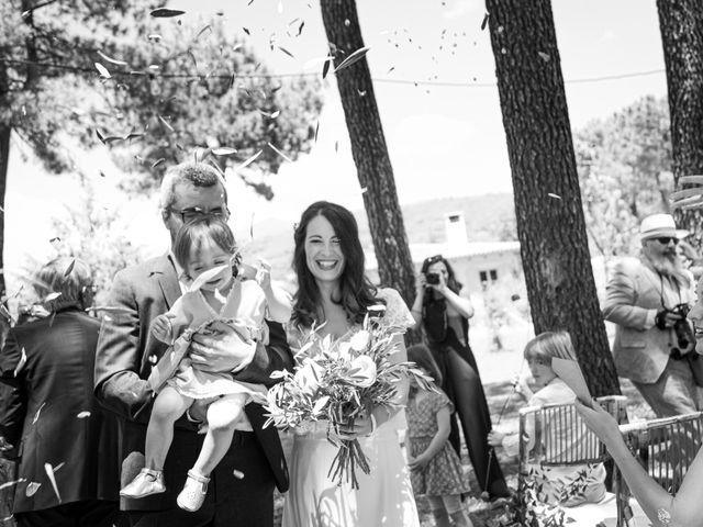 La boda de Javi y Sara en Candeleda, Ávila 29