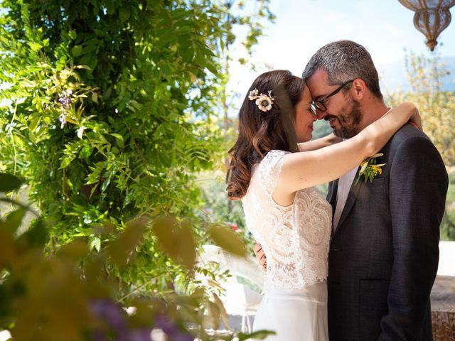 La boda de Javi y Sara en Candeleda, Ávila 31