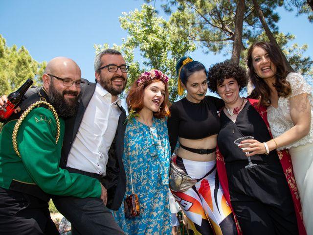 La boda de Javi y Sara en Candeleda, Ávila 32