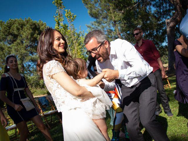La boda de Javi y Sara en Candeleda, Ávila 40
