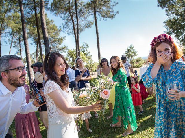 La boda de Javi y Sara en Candeleda, Ávila 42